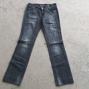 Grey Miss Sixty jeans
